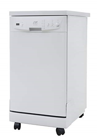 SPT-SD-9241W-Portable-Dishwasher